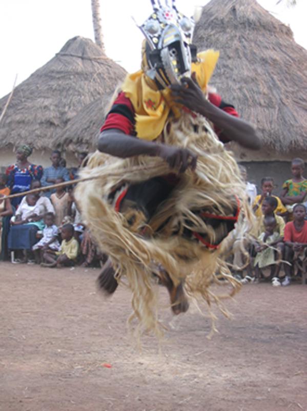 Foto Baro - Konden, die Maske tanzt