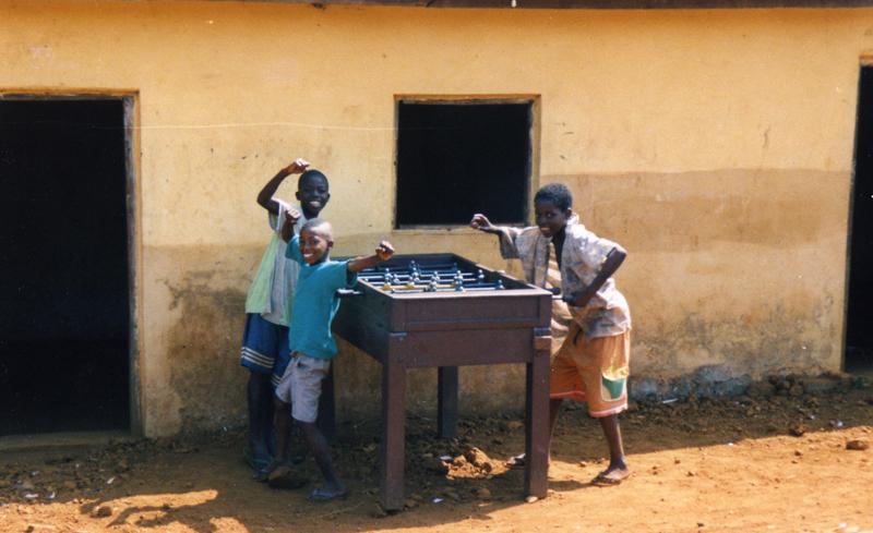 Foto von Conakry, der Hauptstadt der Republik Guinea